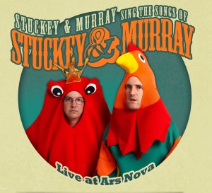 Stuckey & Murray Sing The Songs of Stuckey & Murray